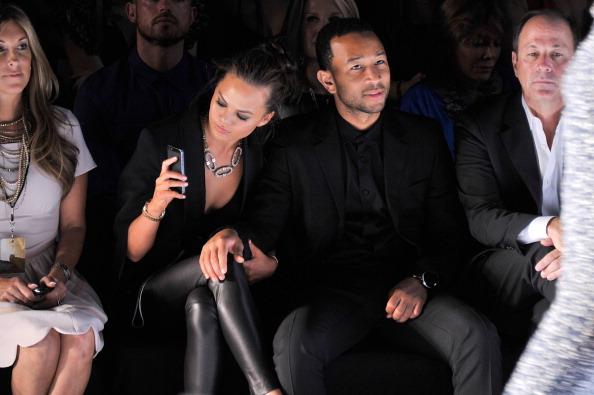September「Badgley Mischka - Front Row - Mercedes-Benz Fashion Week Spring 2014」:写真・画像(8)[壁紙.com]