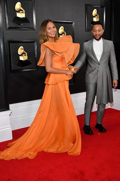 Grammy Awards「62nd Annual GRAMMY Awards - Arrivals」:写真・画像(0)[壁紙.com]