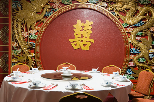 Chinese Culture「Chinese restaurant」:スマホ壁紙(6)