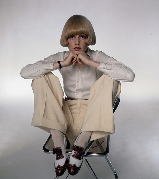 Shirt「Twiggy In Cleverley」:写真・画像(14)[壁紙.com]