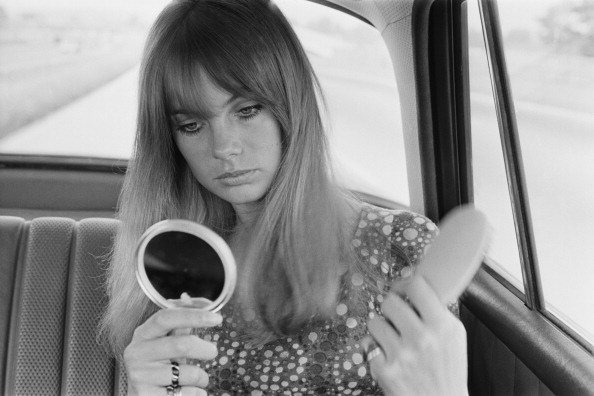 One Woman Only「Jean Shrimpton」:写真・画像(9)[壁紙.com]