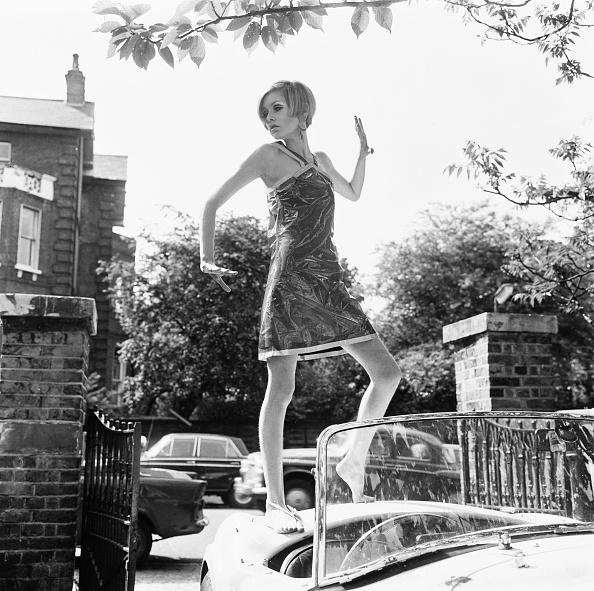 Twiggy - Fashion Model「Twiggy In Bagatel」:写真・画像(7)[壁紙.com]