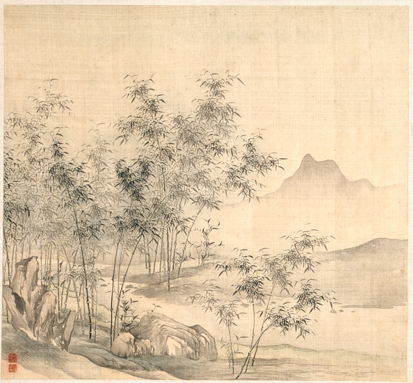 Grass Family「A Solitary Crane In The Bamboo Grove」:写真・画像(17)[壁紙.com]