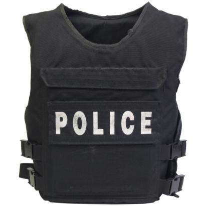 Bulletproof Glass「Bullet-Proof Police Vest」:スマホ壁紙(3)