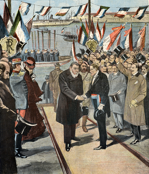 Fototeca Storica Nazionale「FRANCE - MARSEILLE 1902: The disembarkation of Paul Kruger」:写真・画像(12)[壁紙.com]