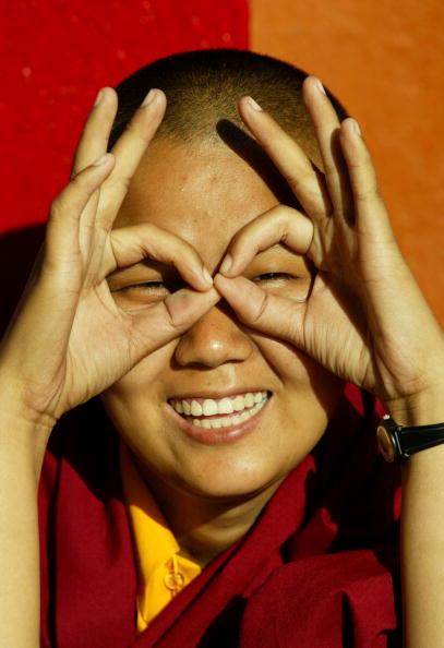 Convent「Tibetan Nuns Study In Nepal Monastery」:写真・画像(11)[壁紙.com]