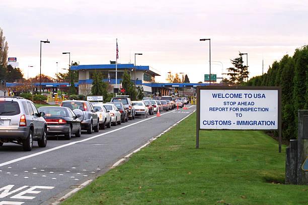 Canada Border Crossings:ニュース(壁紙.com)