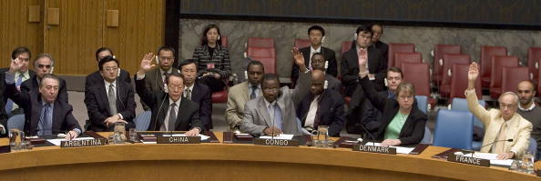 Authority「UN Security Council Votes On Resolution On North Korea」:写真・画像(14)[壁紙.com]