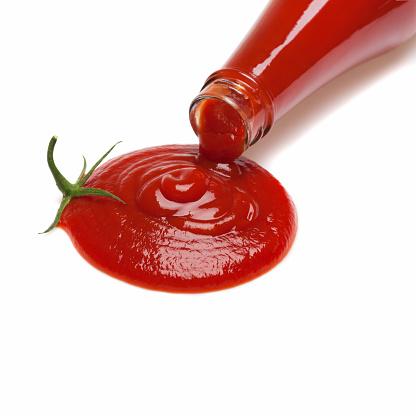 Organic「Ketchup tomato」:スマホ壁紙(3)