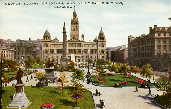 Glasgow - Scotland「George Square」:写真・画像(19)[壁紙.com]