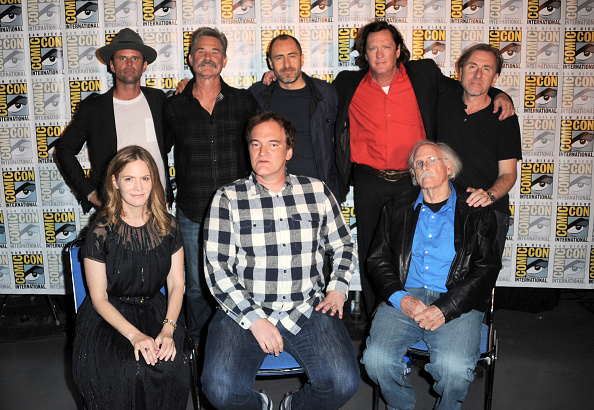 "The Hateful Eight「Comic-Con International 2015 - Quentin Tarantino's ""The Hateful Eight"" Panel」:写真・画像(8)[壁紙.com]"
