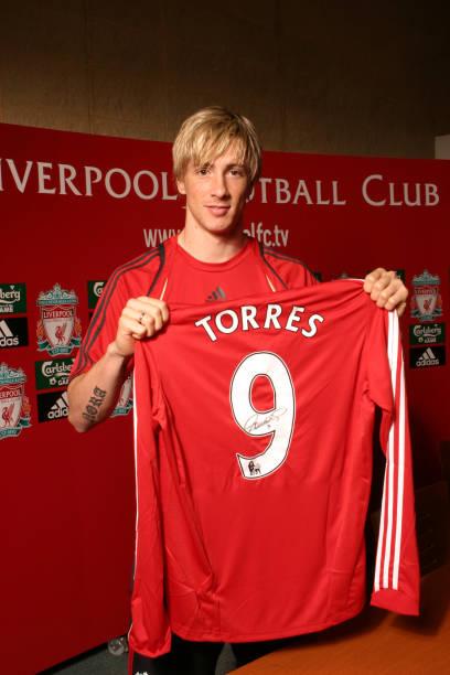 Torres At Liverpool:ニュース(壁紙.com)