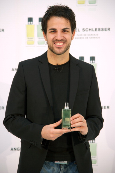 Angel Schlesser - Designer Label「Martina Klein and Cesc Fabregas Presen New 'Angel Schlesser' Fragrances」:写真・画像(14)[壁紙.com]
