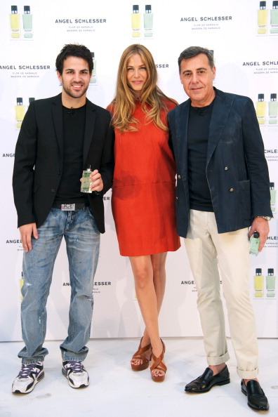 Angel Schlesser - Designer Label「Martina Klein and Cesc Fabregas Presen New 'Angel Schlesser' Fragrances」:写真・画像(13)[壁紙.com]