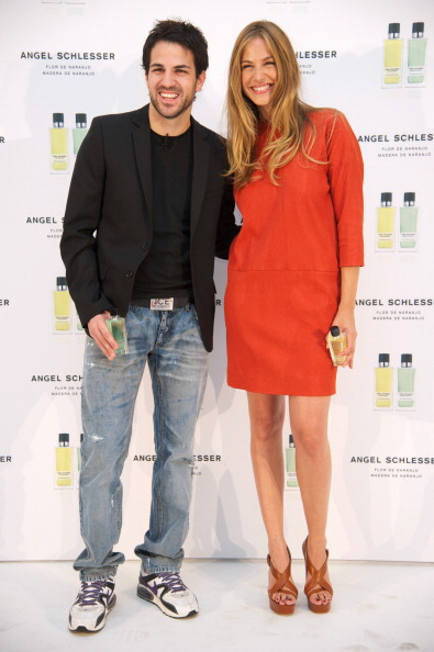 Angel Schlesser - Designer Label「Martina Klein and Cesc Fabregas Presen New 'Angel Schlesser' Fragrances」:写真・画像(12)[壁紙.com]