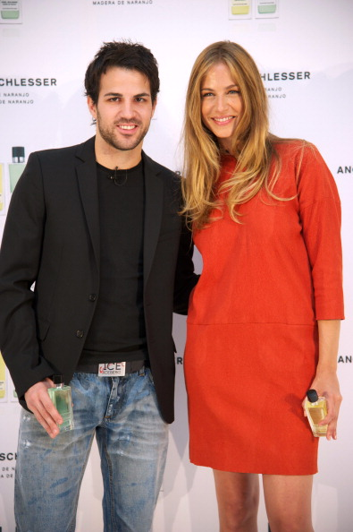 Angel Schlesser - Designer Label「Martina Klein and Cesc Fabregas Presen New 'Angel Schlesser' Fragrances」:写真・画像(15)[壁紙.com]