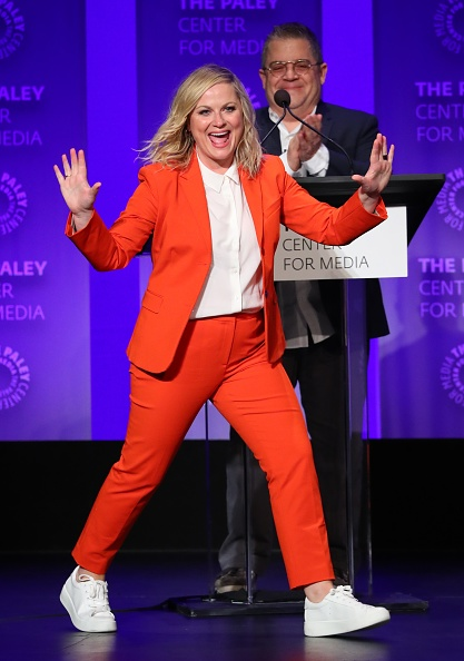 "Paley Center for Media - Los Angeles「The Paley Center For Media's 2019 PaleyFest LA - ""Parks And Recreation"" 10th Anniversary Reunion」:写真・画像(3)[壁紙.com]"