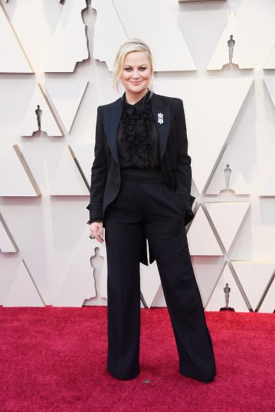 Amy Poehler「91st Annual Academy Awards - Arrivals」:写真・画像(1)[壁紙.com]