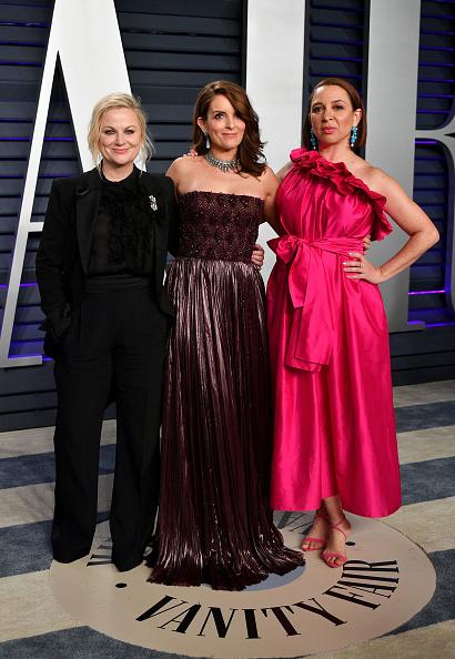 Amy Poehler「2019 Vanity Fair Oscar Party Hosted By Radhika Jones - Arrivals」:写真・画像(7)[壁紙.com]