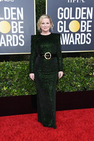 Amy Poehler「77th Annual Golden Globe Awards - Arrivals」:写真・画像(13)[壁紙.com]