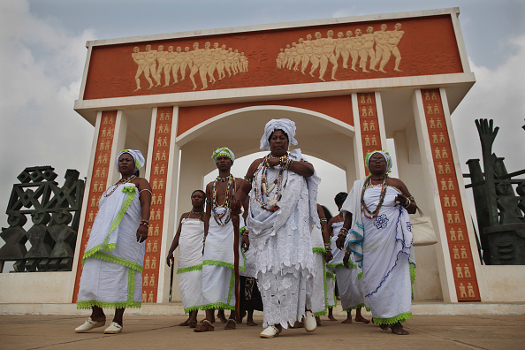 Religion「Benin's Mysterious Voodoo Religion Is Celebrated In Its Annual Festival」:写真・画像(16)[壁紙.com]