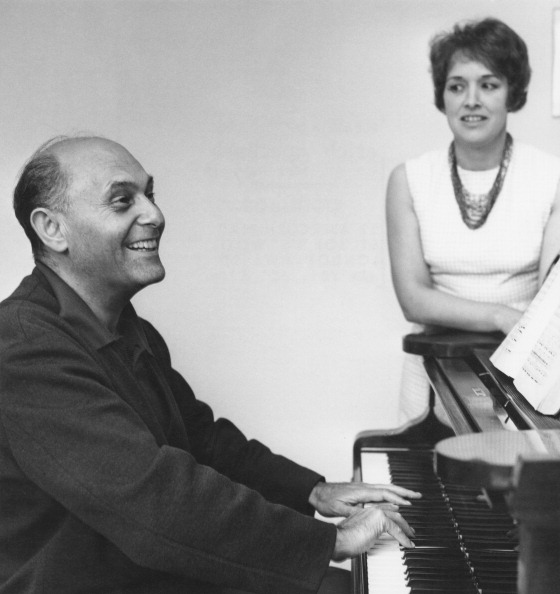 Georg Solti「Solti And Veasey」:写真・画像(12)[壁紙.com]