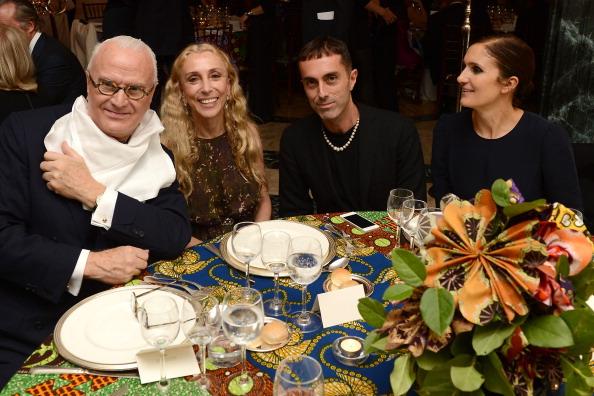 Manolo Blahnik - Designer Label「Speaker And Sponsor Dinner - 2012 International Herald Tribune's Luxury Business Conference」:写真・画像(0)[壁紙.com]