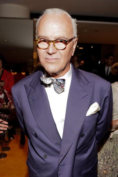 Manolo Blahnik - Designer Label「Barneys New York Celebrates Fashion's Night Out」:写真・画像(14)[壁紙.com]