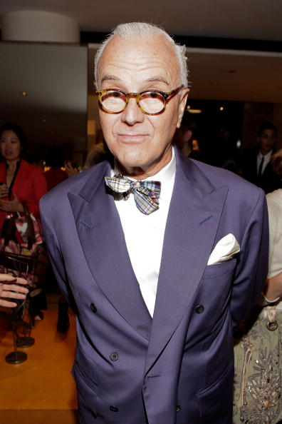 Manolo Blahnik - Designer Label「Barneys New York Celebrates Fashion's Night Out」:写真・画像(15)[壁紙.com]