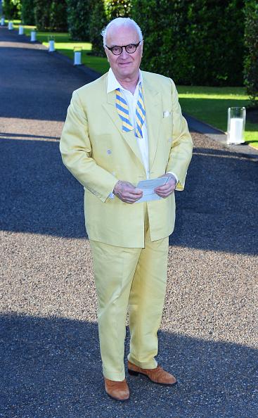 Manolo Blahnik - Designer Label「Vogue & Ralph Lauren Wimbledon Party - Arrivals」:写真・画像(3)[壁紙.com]
