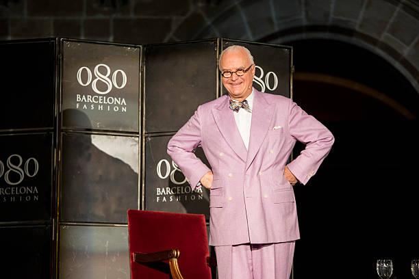 Manolo Blahnik at Barcelona 080 Fashion Week Autumn/Winter 2016/2017:ニュース(壁紙.com)