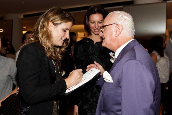 Manolo Blahnik - Designer Label「Barneys New York Celebrates Fashion's Night Out」:写真・画像(16)[壁紙.com]