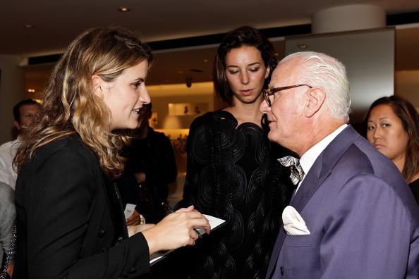 Manolo Blahnik - Designer Label「Barneys New York Celebrates Fashion's Night Out」:写真・画像(17)[壁紙.com]