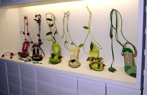 Manolo Blahnik - Designer Label「Manolo Blahnik Exhibition」:写真・画像(14)[壁紙.com]