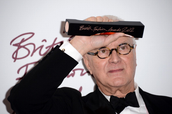 Manolo Blahnik - Designer Label「British Fashion Awards 2012 - Awards Room」:写真・画像(12)[壁紙.com]