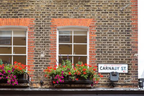 Brick Wall「Carnaby Street in London」:スマホ壁紙(12)