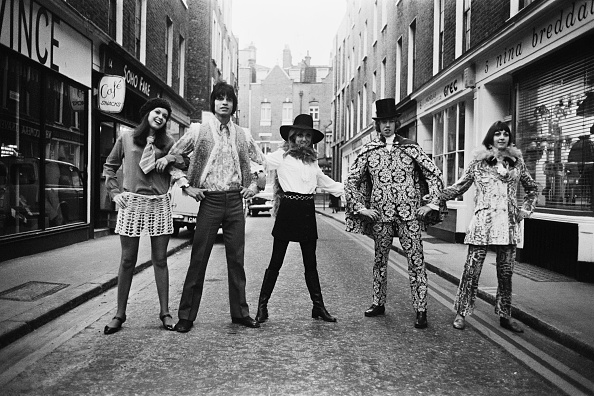 1960~1969年「Carnaby Street」:写真・画像(16)[壁紙.com]
