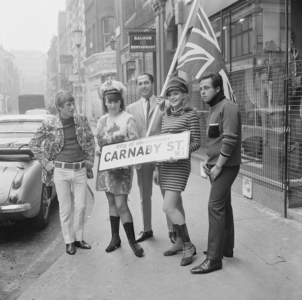 1960-1969「Carnaby Street Fashions」:写真・画像(1)[壁紙.com]