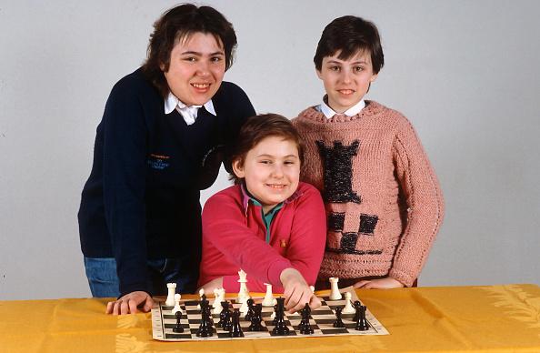 Sister「Polgar Sisters」:写真・画像(19)[壁紙.com]