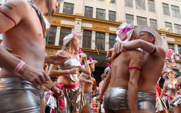 Sydney「2003 Sydney Gay And Lesbian Mardi Gras Parade Held」:写真・画像(0)[壁紙.com]