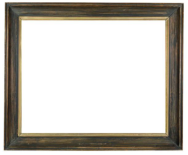 old wooden frame:スマホ壁紙(壁紙.com)