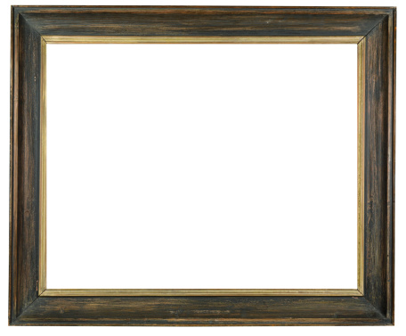 Picture Frame「old wooden frame」:スマホ壁紙(15)