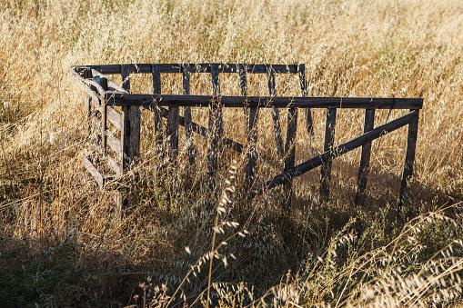 Camino De Santiago「Old wooden frame Camino de Santiago, Azofra, Spain」:スマホ壁紙(7)