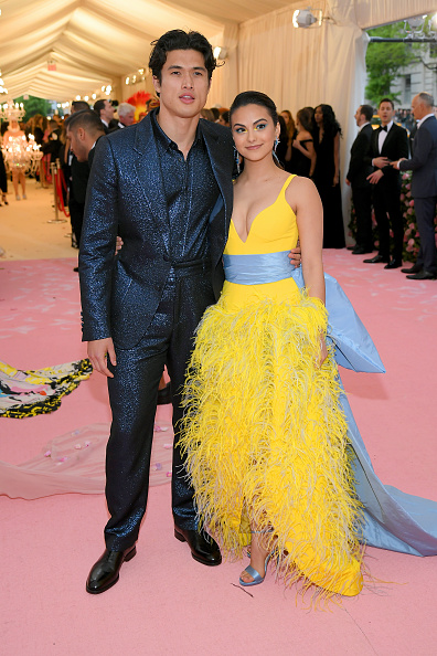 Camila Mendes「The 2019 Met Gala Celebrating Camp: Notes on Fashion - Arrivals」:写真・画像(9)[壁紙.com]