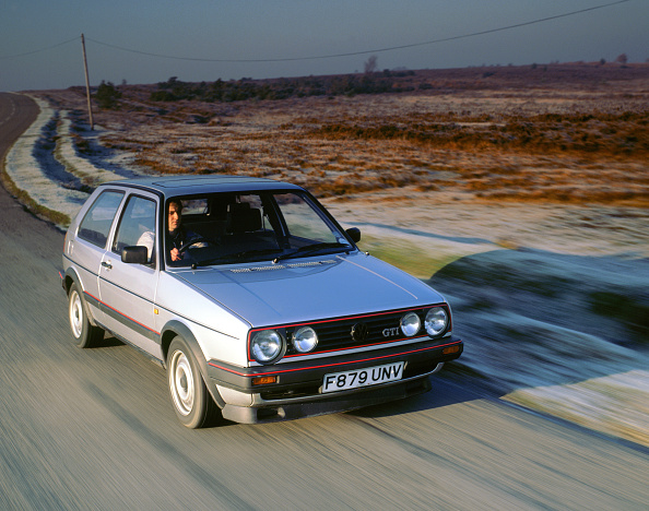 Country Road「1989 Volkswagen Golf Gti」:写真・画像(17)[壁紙.com]