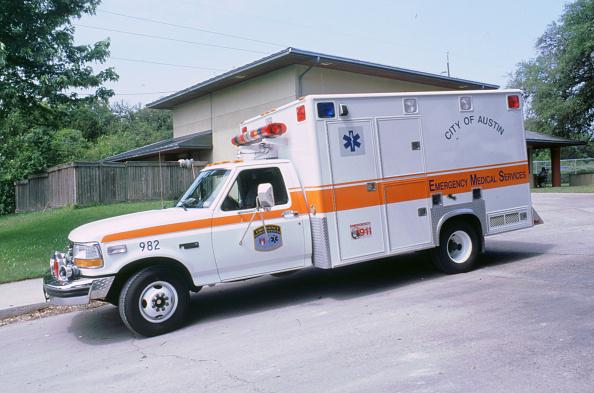 Journey「Ford Ambulance Austin Texas 1994」:写真・画像(17)[壁紙.com]