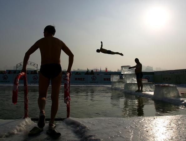 Snow Festival「Annual Harbin Ice Festival」:写真・画像(17)[壁紙.com]