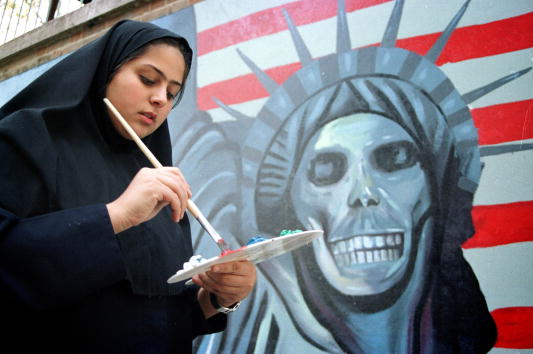Iranian Culture「Anniversary of Takeover Of US Embassy In Tehran」:写真・画像(17)[壁紙.com]