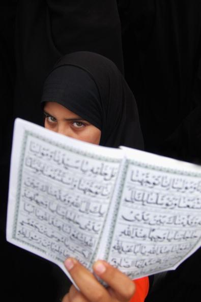 Focus On Background「Iranians Protest Alleged Desecration Of Quran」:写真・画像(13)[壁紙.com]