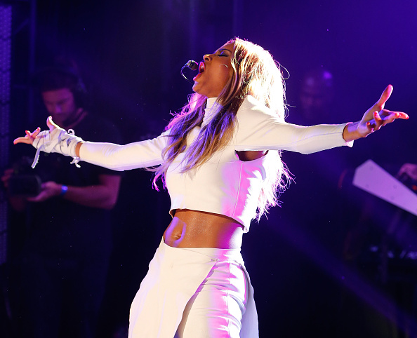 Three Quarter Length「Myspace Presents Ciara At The Key Club」:写真・画像(10)[壁紙.com]